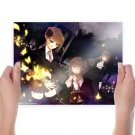 Night Of The Golden Witch  Art Poster Print  24x18 inch