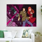 Eden Of The East 9  Art Poster Print  24x18 inch