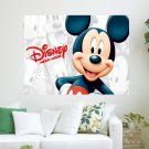 Mickey Mouse  Art Poster Print  24x18 inch