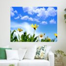 A Beautiful Day  Art Poster Print  24x18 inch
