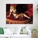 Sexy Model Girls And Celebrities  Art Poster Print  24x18 inch