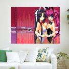 Little Busters  Art Poster Print  24x18 inch