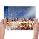 Baywatch Girls  Art Poster Print  24x18 inch