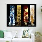 Avatar The Last Airbender  Art Poster Print  24x18 inch