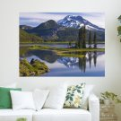 Canadian Landscape  Art Poster Print  24x18 inch