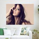Adriana Lima Hd  Art Poster Print  24x18 inch