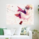 Japanese Cg Hanabi Illust Irh  Art Poster Print  24x18 inch
