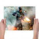 Crysis 3 Game  Art Poster Print  24x18 inch
