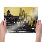 Streetball Is Love Art Poster Print  24x18 inch