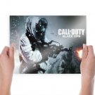 Call Of Duty Game  Art Poster Print  24x18 inch