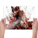 Castlevania Lords Of Shadow  Art Poster Print  24x18 inch