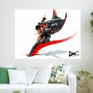 Devil May Cry  Art Poster Print  24x18 inch