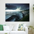 Dark Cloud  Art Poster Print  24x18 inch