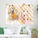 Vocaloid Miku 24  Art Poster Print  24x18 inch