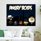 Angry Birds 2  Art Poster Print  24x18 inch