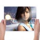 Final Fantasy X S Art Poster Print  24x18 inch