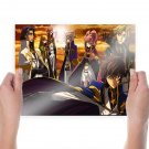 The Knights Of Round  Art Poster Print  24x18 inch