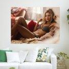 Sexy Babe Sexy Undies  Art Poster Print  24x18 inch