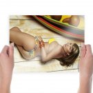 Melissa Giraldo  Art Poster Print  24x18 inch