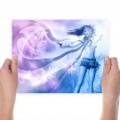Final Fantasy X 2  Art Poster Print  24x18 inch