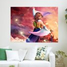 Final Fantasy X  Art Poster Print  24x18 inch