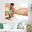 Leah Dizon 17  Art Poster Print  24x18 inch