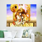 Sakura Kinomoto  Art Poster Print  24x18 inch