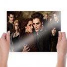 The Twilight Twilight Saga New Moon  Art Poster Print  24x18 inch