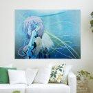 Ikaros Sora No Otoshimono  Art Poster Print  24x18 inch