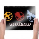 The Hunger Games Pic009  Art Poster Print  24x18 inch