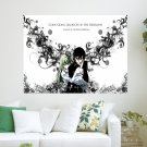 Caught By The Vine Of Destiny  Art Poster Print  24x18 inch