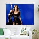 Avril Lavigne Hd 3  Art Poster Print  24x18 inch