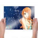 Nami 2 Years After  Art Poster Print  24x18 inch