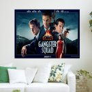 Gangster Squad Movie Background Art Poster Print  24x18 inch