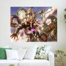 Final Fantasy Xiii S Art Poster Print  24x18 inch