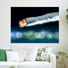 Never Knows Best  Art Poster Print  24x18 inch