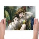 Be My Prince  Art Poster Print  24x18 inch