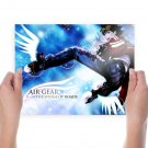 Ikki Air Gear Wing Road  Art Poster Print  24x18 inch