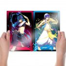 Magi The Labyrinth Of Magic  Art Poster Print  24x18 inch