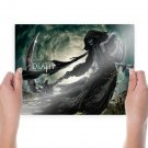 Dante S Inferno Death  Art Poster Print  24x18 inch