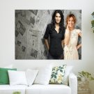 Rizzoli And Isles  Art Poster Print  24x18 inch