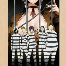 Prison School Sexy Anime Girl Wall Poster 32x24