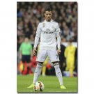 Cristiano Ronaldo Super Soccer Star Sports Art Poster 32x24