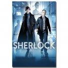 Sherlock TV Series Art Poster 32x24