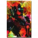 Deadpool Heroes Movie Art Poster For Room Decor 32x24