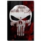 The Punisher Skull Superhero Movie Poster 32x24