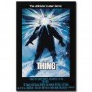 THE THING Movie Horror John Carpenter Alien Poster 32x24