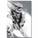 Stormtrooper Star Wars 7 Force Awakens Movie Art Poster 32x24