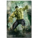 HULK Avengers Superheroes Movie Poster Print 32x24