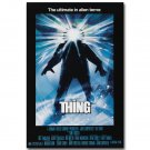 THE THING Classic Horror Movie Art Poster Print 32x24